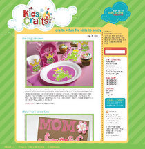 Kidblog home small cv