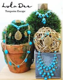 Turquoise escape cv