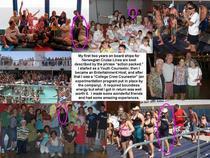 Cruise ship pic portfolio  2 cv