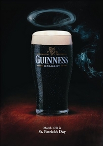 Guinness st patricks day cv