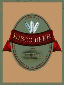 Kisco beer 009 big size cv