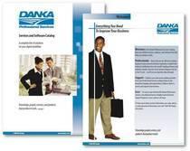 Danka professional services brochure catalog cv