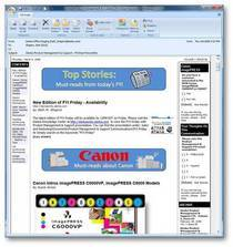 Danka fyi email newsletter cv