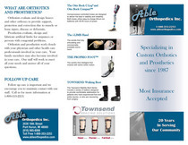 Able orthopedics brochure1 copy cv