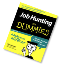 Job hunting for dummies cv