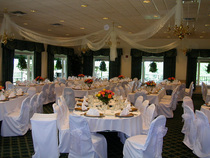 Wedding reception atmosphere cv