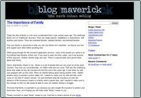 Blogmaverick cv