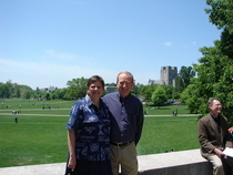 Karen and dan at virginia tech cv