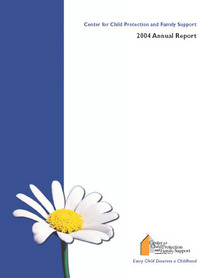 Annual report cover cv