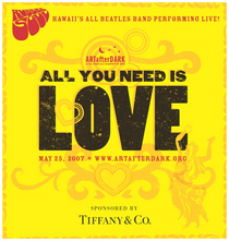 Aad all you need is love cv