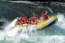 White water rafting cv