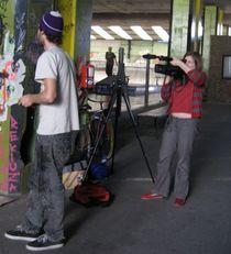Shooting stencil cv