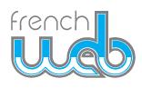 Logo frenchweb cv