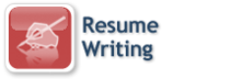 Resume writing icon cv