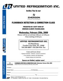 Uri flyer design cv