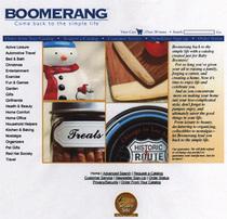 Boomerang cv
