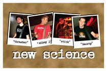 Newscience cv