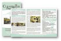 Clearwater free clinic brochure cv