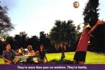 Employer branding campaign cv