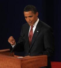 Obama won presidential debate cv