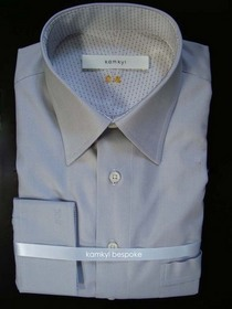 Bespoke shirt copy cv