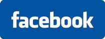 Facebook logo rounded cv