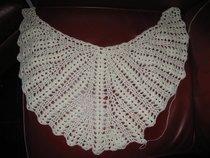 Serafina shawl cv