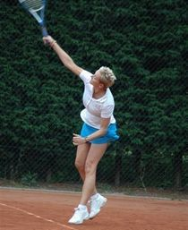 Foto brenda tennis cv