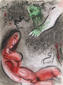 Chagall eve cv