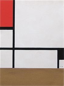 Mondrian 3 cv