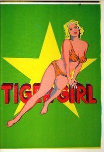 Tiger girl cv