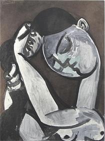 Picasso coiffant 2 cv
