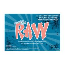 Raw 3 cv