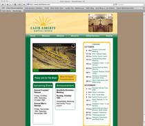 Flbc website cv