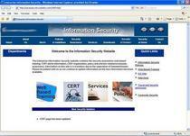 Securityweb cv