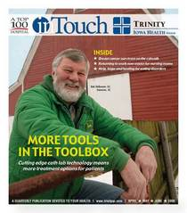 Trinity intouch cover cv