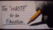 write to education cv