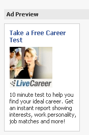 Facebook   take a free career test cv
