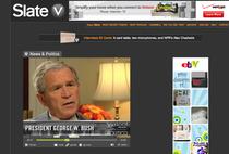 Bush on slate cv