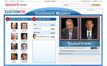 Yahoo presidential debate cv