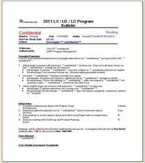 Sample action letter cleansed cv