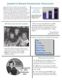 Factsheet cv
