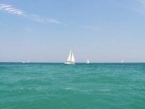 Boats in the lake cv