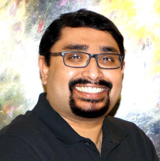 Gautham Pallapa, Ph. D.