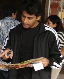 Anandan Rangasamy