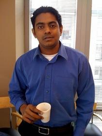 Aravind Mangadu Chakkaravarthy