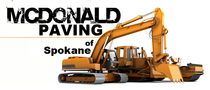 Mc Donald Paving Spokane