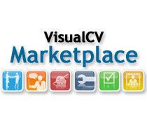 Visual Cv Marketplace