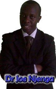 Dr Joe Njenga