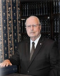 Judge Robert C. Coates